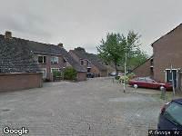112 melding Ambulance naar Kesselloop in Breda
