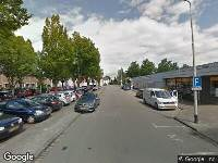 112 melding Ambulance naar Pastoor van Spaandonkstraat in Breda