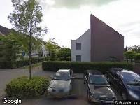112 melding Ambulance naar Steppevlinder in Breda