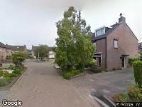 Brandweer naar Wilgenhoek in Klaaswaal
