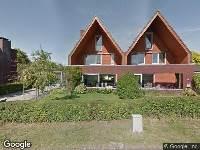 112 melding Ambulance naar Max Ernstlaan in Utrecht