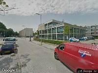 112 melding Brandweer naar Ooltgensplaathof in Rotterdam vanwege brand