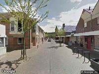 112 melding Brandweer naar Kerkstraat in Buitenpost vanwege een buitenbrand