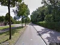 112 melding Ambulance en brandweer naar Glipper Dreef in Heemstede