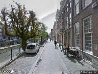 112 melding Traumahelikopter naar Oude Gracht in Utrecht
