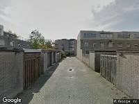 112 melding Ambulance naar Meranti in Dordrecht