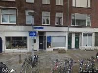 112 melding Ambulance naar Kapelstraat in Utrecht