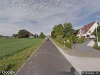 112 melding Ambulance naar Kruisweg in Arcen