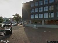 112 melding Ambulance naar Draai in Dordrecht