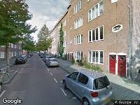 Ambulance naar Polanenstraat in Amsterdam