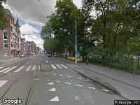 112 melding Besteld ambulance vervoer naar Oosterpark in Amsterdam