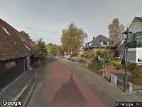 112 melding Ambulance naar Kersweg in Amerongen