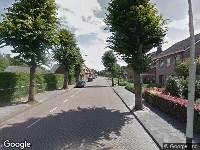 112 melding Brandweer naar Doelen in Breda vanwege een liftopsluiting