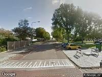 112 melding Ambulance naar Roozenburglaan in Middelburg