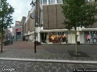 112 melding Brandweer naar Bagijnhof in Dordrecht