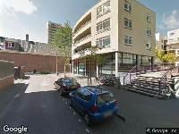112 melding Brandweer naar Lage Nieuwstraat in 's-Gravenhage vanwege brand