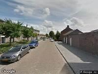 112 melding Ambulance naar Karel Doormanstraat in Oss
