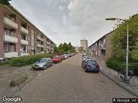 112 melding Ambulance naar J.J. Hamelinkstraat in Haarlem