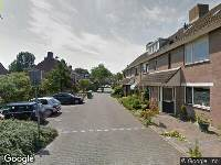 112 melding Ambulance naar Buizerdweg in Alkmaar