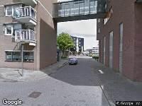 112 melding Ambulance naar Dudok-erf in Dordrecht
