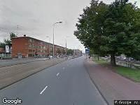 112 melding Besteld ambulance vervoer naar Lijnbaan in 's-Gravenhage