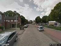 Ambulance naar Leliestraat in Helmond