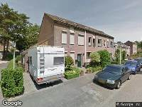 Ambulance naar Baroniehof in Helmond
