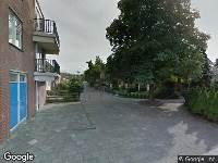 Ambulance naar Griendwerker in Spijkenisse