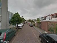 Ambulance naar Bloemistenlaan in Leiden