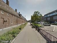 112 melding Ambulance naar Warmoezierstraat in 's-Gravenhage