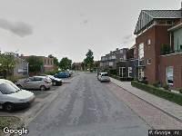 112 melding Ambulance naar Aldetiendstraat in Uden
