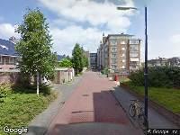 Ambulance naar Ransuillaan in Leidschendam