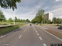 Traumahelikopter naar John F Kennedylaan in Eindhoven