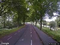Ambulance naar Den Helder in Doesburg
