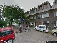 Ambulance naar Van Swindenstraat in Utrecht