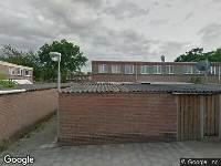 112 melding Ambulance naar Luitstraat in Uden
