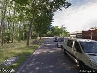 112 melding Ambulance naar Karel Boddenweg in Tilburg