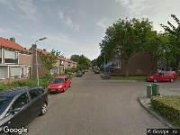112 melding Ambulance naar Jacob Cnodestraat in 's-Hertogenbosch
