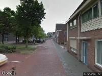 112 melding Ambulance naar Dijkplein in Breda