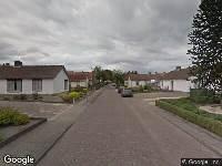 Ambulance naar Valkenburgstraat in Uden