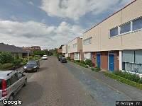 Ambulance naar Smidsstraat in Uden