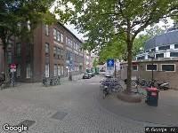 Politie naar Tweede Boerhaavestraat in Amsterdam vanwege letsel
