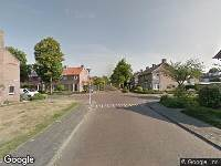 Ambulance naar Hyacintstraat in Uden