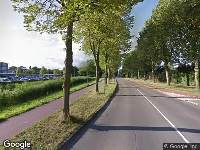 112 melding Besteld ambulance vervoer naar President Kennedylaan in Tiel