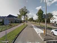 112 melding Ambulance naar Koningin Emmalaan in Leerdam