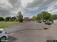 112 melding Ambulance naar De Ritte in Spijkenisse