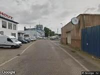 112 melding Politie naar Ceintuurbaan in Rotterdam vanwege letsel