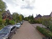 112 melding Ambulance naar Talesiuspark in Spaarndam