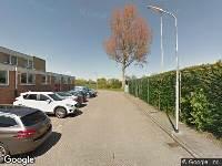 Ambulance naar Molendijk in Klaaswaal