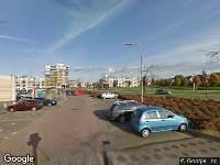 112 melding Ambulance naar Ida Gerhardtplein in Spijkenisse